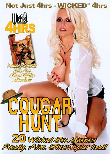 Cougar Hunt / Охота на Пум (Compilation, Wicked Pictures) [2009 г., Compilation, MILF, VoDRip] Rhyse Richards, Julia Ann, Shay Sights etc * 4 часа, 20 сцен (2009) DVDRip