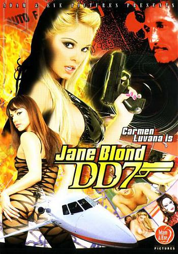 Jane Blond DD7 / Джейн Блонд DD7 (Daniel Dakota, Adam & Eve) [2005 г., Feature, Spoofs & Parodies] Carmen Luvana, Lacie Heart  etc (2006) DVDRip
