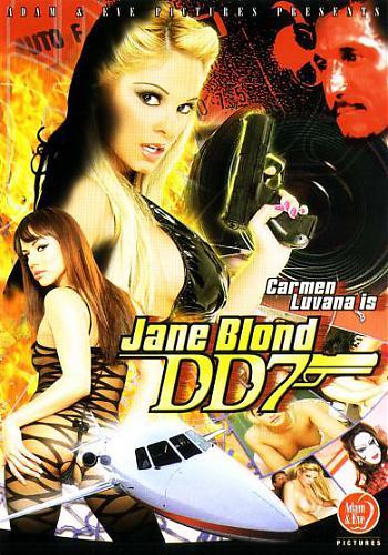 Jane Blond DD7 / Джейн Блонд DD7 (Daniel Dakota, Adam & Eve) [2005 г., Feature, Spoofs & Parodies] Carmen Luvana, Lacie Heart  etc (2006) DVDRip