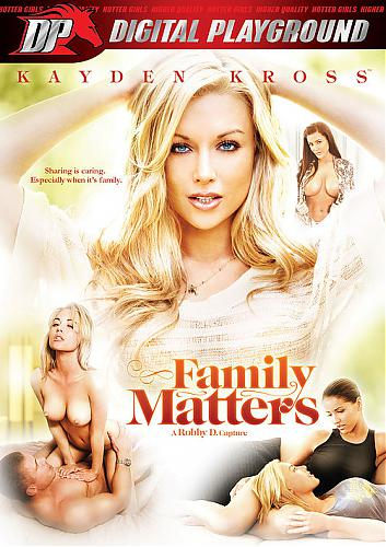 Family Matters / Дела семейные... (Robby D., Digital Playground) [2010 г., Feature, Anal, BDRip] Lisa Ann, Angel Dark, Kayden Kross etc *Release Date: Aug 24, 2010* (2010) BDRip