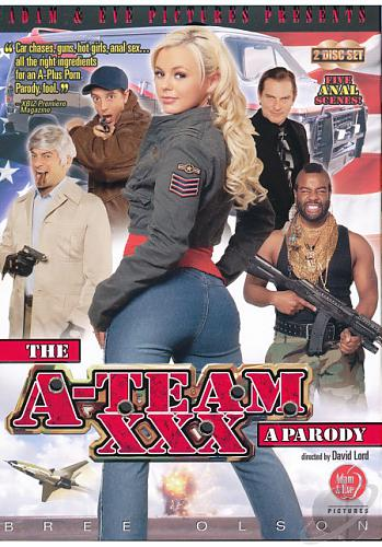 The A-Team: XXX A Parody / Команда А: ХХХ Пародия (2010) DVDRip