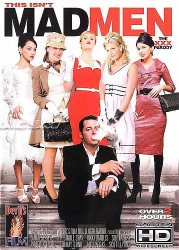 "This Isn't Mad Men: The XXX Parody / Это Не Сериал ""Безумцы"": Это XXX Пародия (2010) DVDRip"