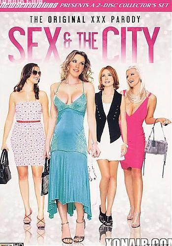 Sex & The City: The Original XXX Parody  Секс в большом городе : ХХХ Пародия (2010) DVDRip