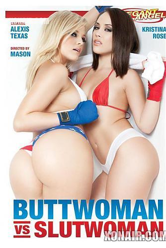Buttwoman Vs. Slutwoman. / Королева Задниц Против Королевы Шлюх (2010) DVDRip