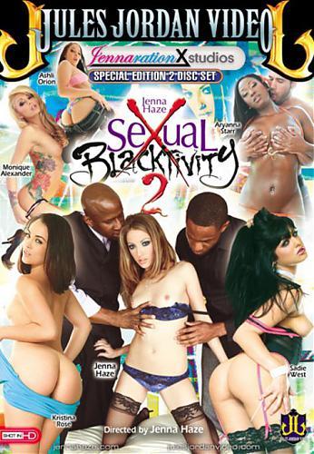 Jenna Haze Сексуальная Чёрная-Активация  2 / Jenna Haze Sexual Blacktivity  2 (2010) DVDRip