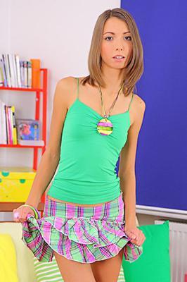 TeenSexMania Rebecca / Ребека она же Марина Бодрова из Питера  720р. (2010) HDTV