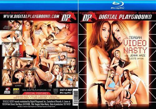 Teagan: Video Nasty 5 / Грязное Видео 5  (2009) BDRip