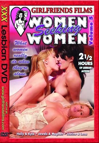 Women Seeking Women 05 / Женщины в поисках женщин 05 (Chris Ward, Girlfriends Films) [2002 г., Lesbians, Strap-on, DVDRip] [Split Scenes] (2004) DVDRip