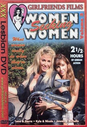 Women Seeking Women 03 / Женщины в поисках женщин 03 (Chris Ward, Girlfriends Films) [2002 г., Lesbians, DVDRip] [Split Scenes] (2003) DVDRip