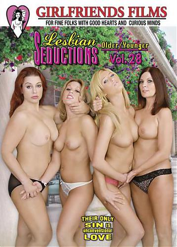 Lesbian Seductions 28 / Лесбийские соблазнения 28 (Dan O'Connell, Girlfriends Films) [2009 г., Lesbians, Girl-Girl, All Girl, Older / Younger, DVDRip] [Split Scenes] (2009) DVDRip