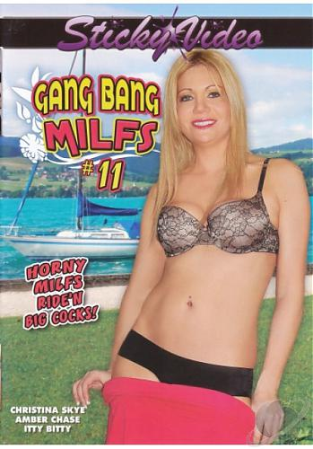 Gang Bang Milfs #11 / Групповуха Мамочек #11 (2010) DVDRip