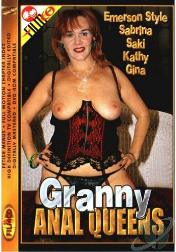 Granny Anal Queens / Бабушки - Анальные королевы (2005) DVDRip