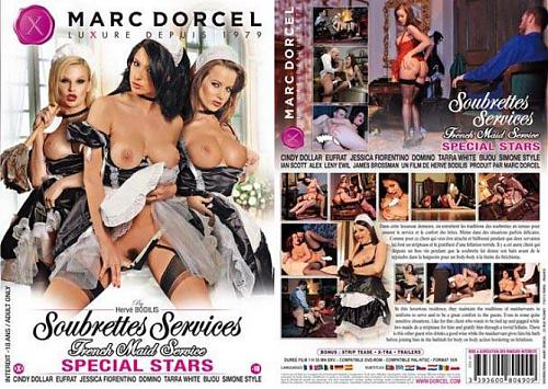 Soubrettes Services: special stars
