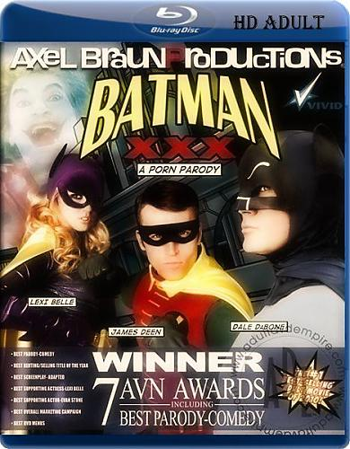 Бэтмен: ХХХ Пародия