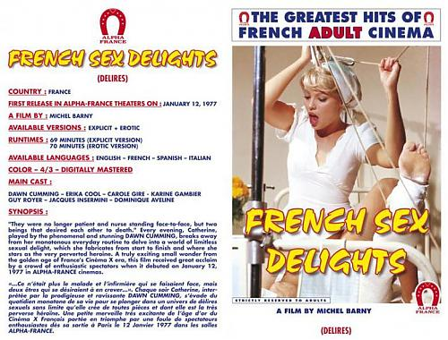 French Sex Delights