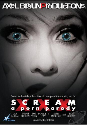 Scream XXX A Porn Parody