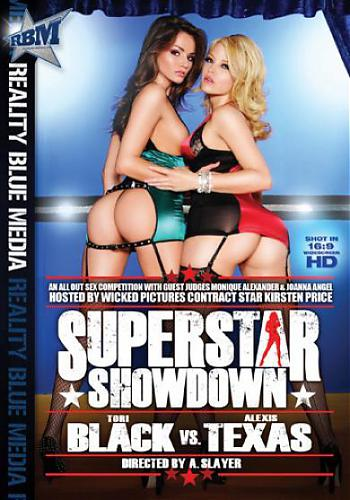 Superstar Showdown: Tori Black Vs. Alexis Texas.