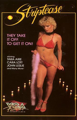 Striptease!