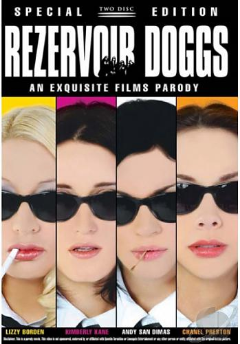 Rezervoir Doggs: An Exquisite Films Parody
