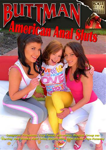 American Anal Sluts - Scene 1-2