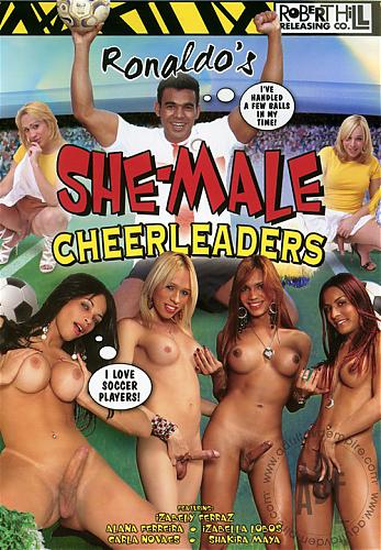 Shemale Cheerleaders