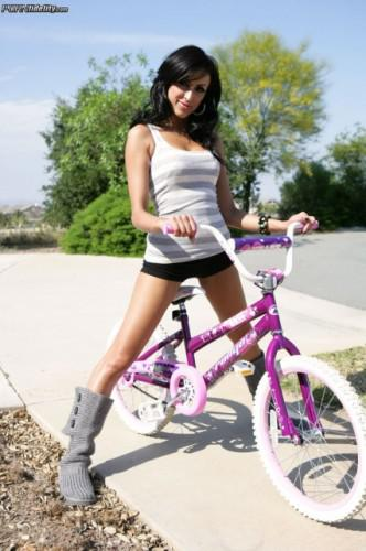 PornFidelity -  Hot Bitch On A Bike