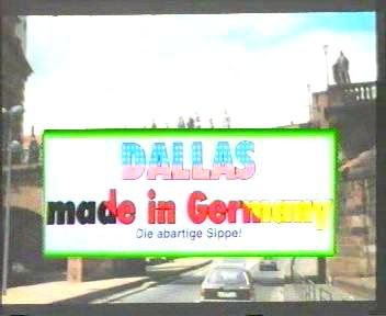 Dallas-Made In Germany