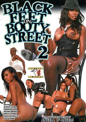Black Feet On Booty Street 2