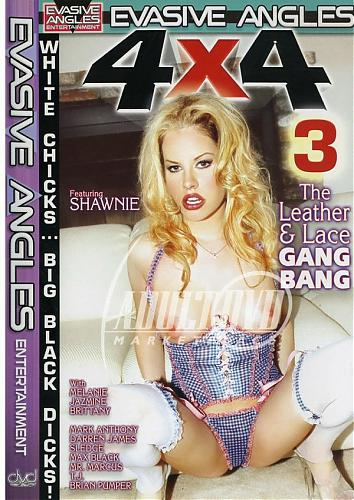 4X4: The Leather & Lace Gangbang 3