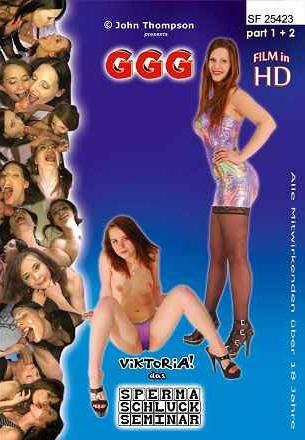 GGG - Viktoria! Das Sperma-Schluck-Seminar