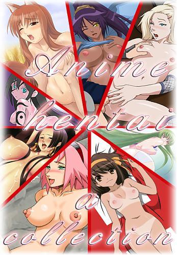 Коллекция хентай картинок по аниме