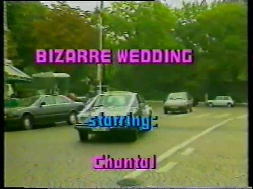 Bizarre Wedding