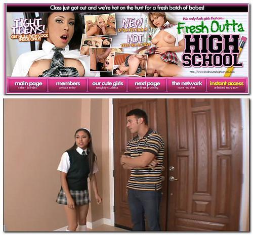 FreshOuttaHighSchool - Cali Lee