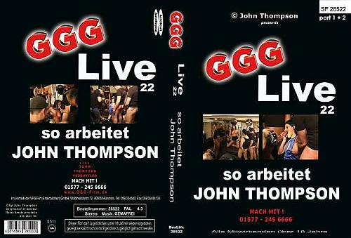 GGG - Live 22: So Arbeitet John Thompson