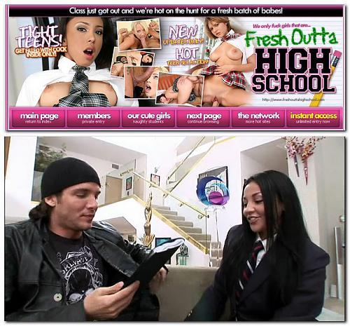 FreshOuttaHighSchool - Audrey Bitoni