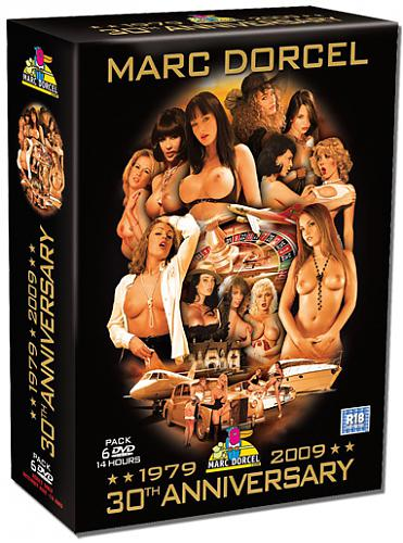 Marc Dorcel 1979-2009 : 30th Anniversary