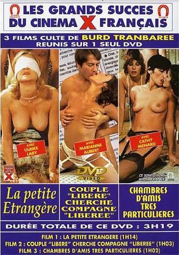 3 films culte de Burd Tranbaree