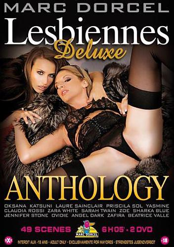 Lesbiennes Deluxe Anthology