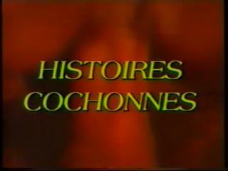 Histoires Cochonnes