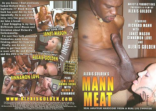 Alexis Golden's Mann Meat