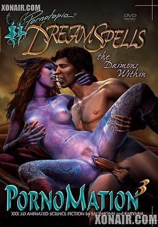 Порномация 3. Периоды мечты - Одержимые демонами
