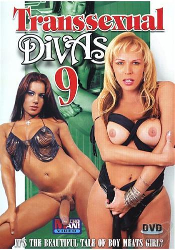 Transsexual Divas # 9