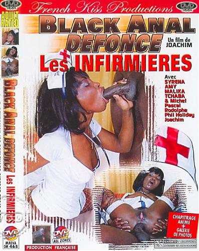 Black Anal Defonce Les Infirmieres