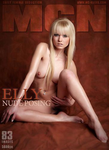Симпатяшка Elly - Nude Posing