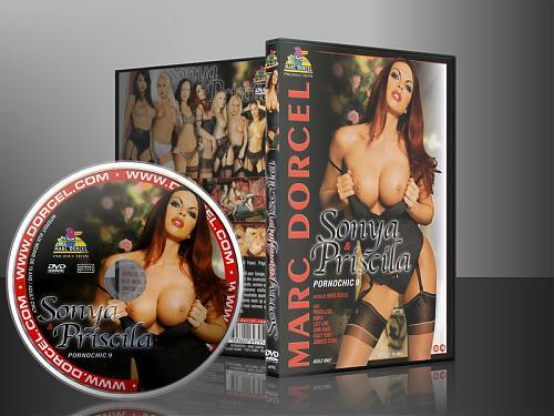 Sonya & Priscila Pornochic Vol. 9