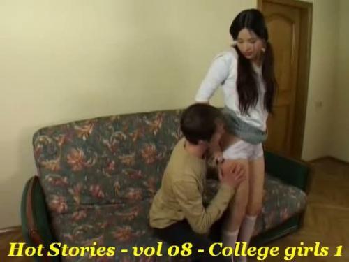 Горячие истории 8 : Школьницы 1