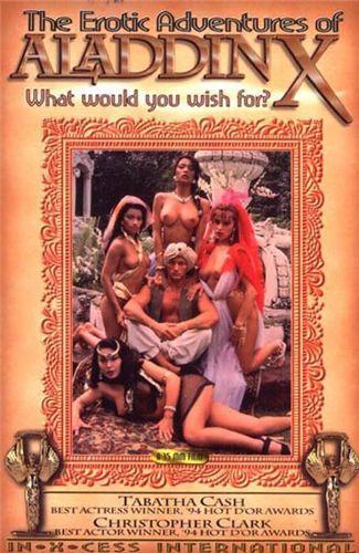 Эротические приключения Аладдина