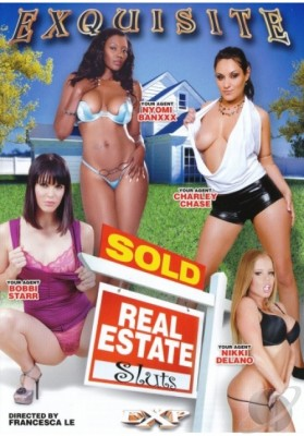 Бляди из сферы недвижимости