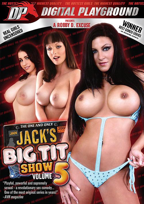 Шоу большие сиськи Джека 5