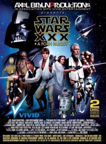 Звездные войны, XXX Пародия